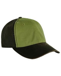 Dri Duck DI3701 - Waxy Back Field Cap