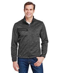 Dri Duck 5316 - Atlas Bonded Mélange Sweater Fleece Jacket