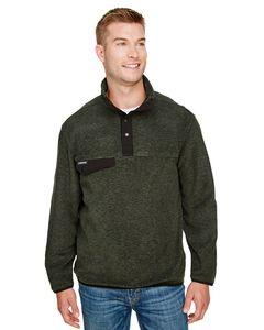 Dri Duck 7352 - Mens Denali Fleece Pullover Jacket