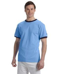 Champion T1396 - Adult 5.2 oz. Ringer T-Shirt