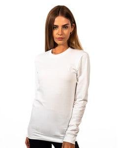 Next Level 1801NL - T-shirt unisexe à manches longues Ideal Heavyweight