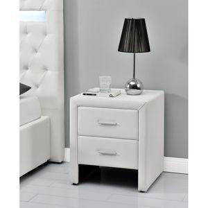 Atelier Mundo SA-411 - Table de chevet en simili