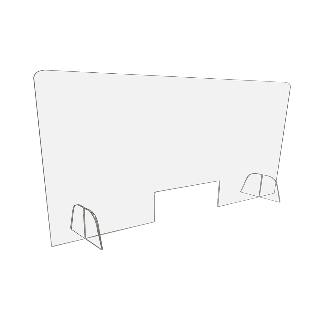 JBM 53899 - Écran de protection méthacrylate - 70x50cm