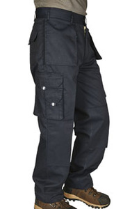 Absolute Apparel AA755 - Workwear Utility Cargo Trouser