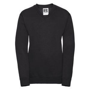 Russell Jerzees Schoolgear R272B - V Neck Sweatshirt Youths