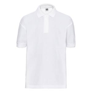 Russell Jerzees Schoolgear R539B - Classic PolyCotton Polo Youths 215gm