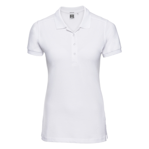 Russell R566F - Stretch Polo Ladies