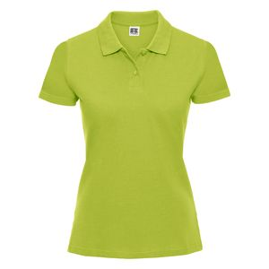Russell R569F - Classic Cotton Polo Ladies