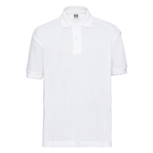 Russell Jerzees Schoolgear R599B - Hardwearing Polycotton Polo Youths