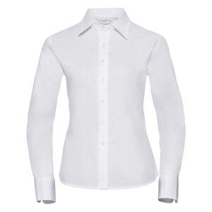 Russell Collection R916F - Classic Twill L/S Shirt Ladies