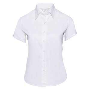 Russell Collection R917F - Classic Twill S/S Shirt Ladies