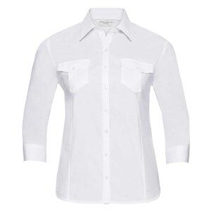 Russell Collection R918F - Roll 3/4Sleeve Shirt Ladies