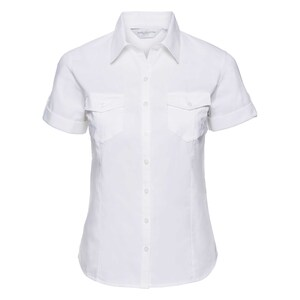 Russell Collection R919F - Roll S/S Shirt Ladies