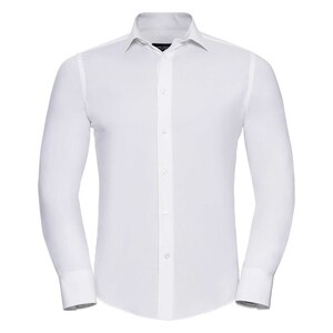 Russell Collection R946M - Easy Care Fitted L/S Shirt Mens