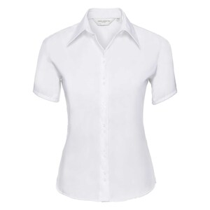 Russell Collection R957F - Ultimate Non Iron S/S Shirt Ladies