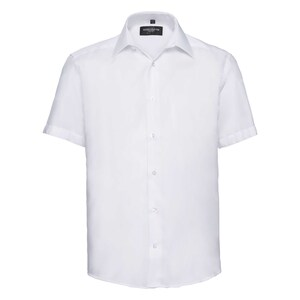 Russell Collection R959M - Tailored Ultimate Non Iron S/S Shirt Mens