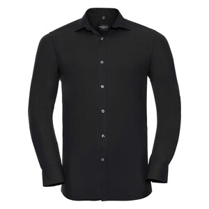 Russell Collection R960M - Ultimate Stretch L/S Shirt Mens