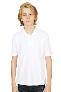 Casual Classics C101B - Youth Polo 190gm