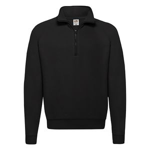 Fruit Of The Loom F62114 - Classic Zip Neck Sweat