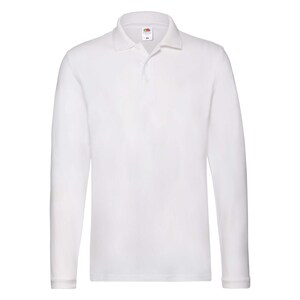 Fruit Of The Loom F63310 - L/S Premium Polo