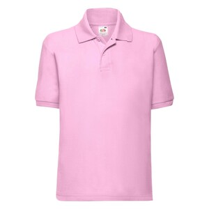 Fruit Of The Loom F63417 - Kids Polo 65/35