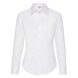 Fruit Of The Loom F65002 - Ladies L/S Oxford Shirt