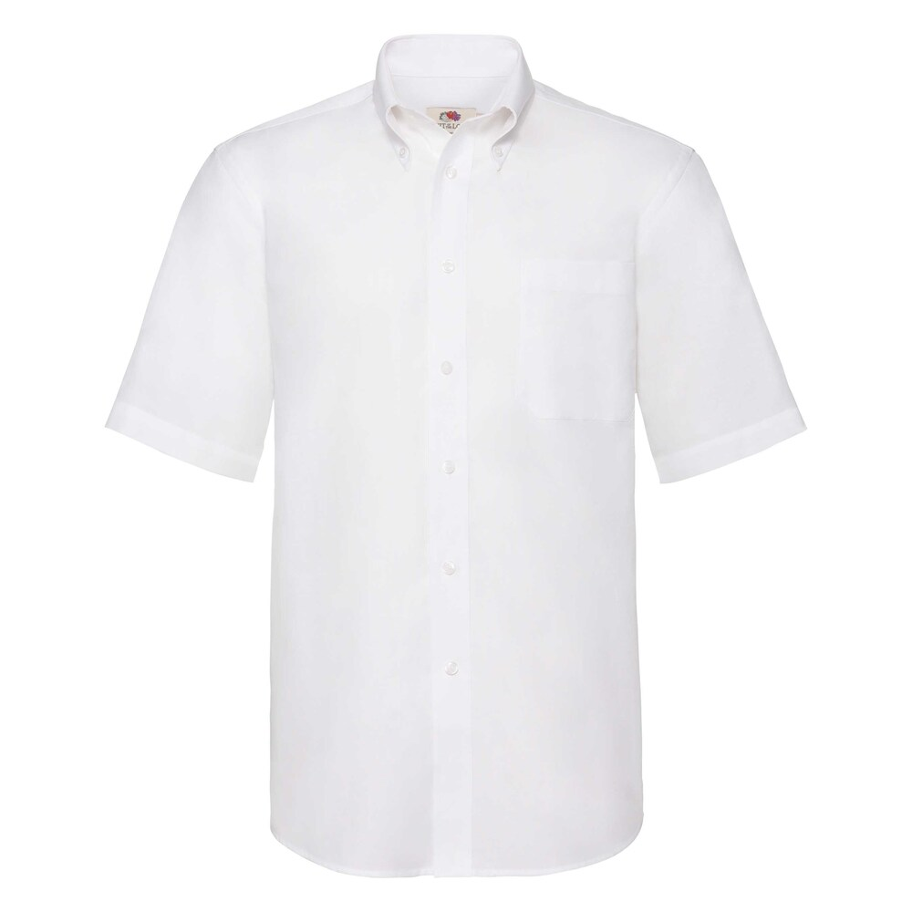 Fruit Of The Loom F65112 - Mens S/S Oxford Shirt