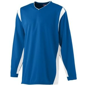 Augusta Sportswear 4600 - Wicking Long Sleeve Warmup Shirt