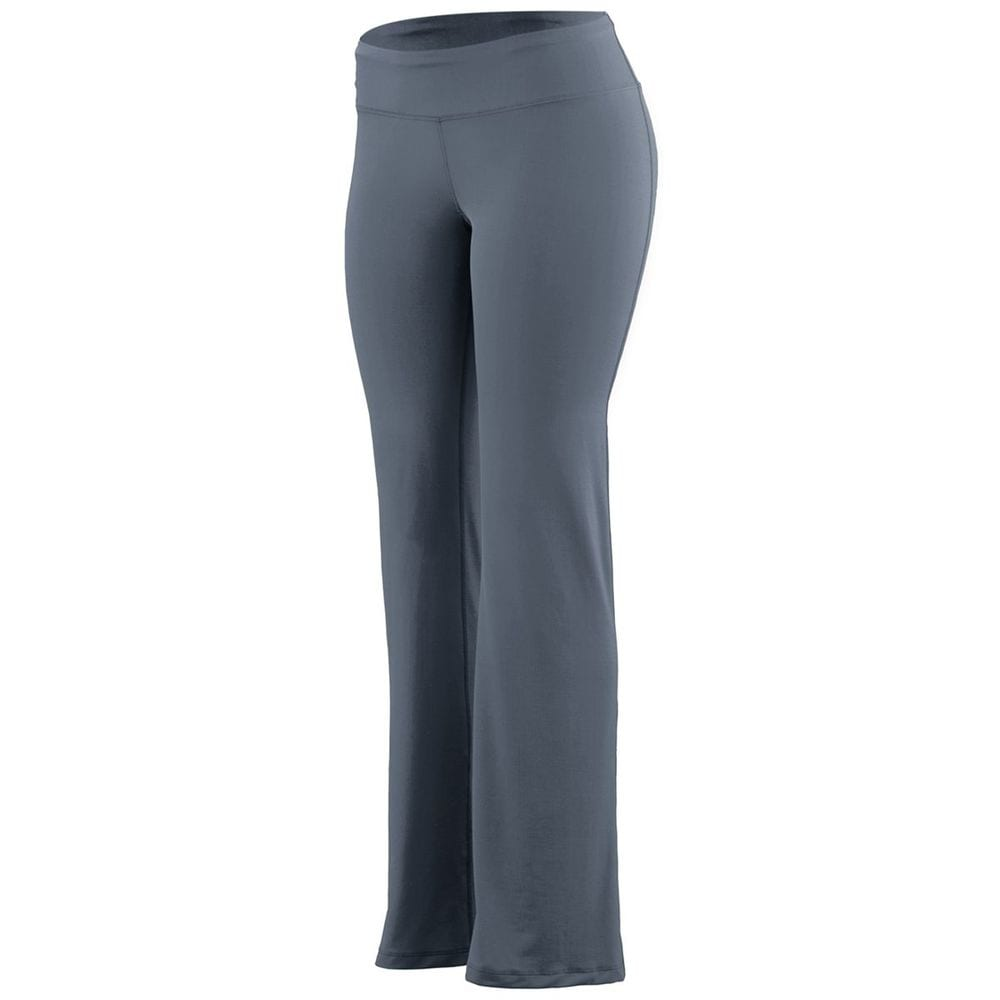 Augusta Sportswear 4815 - Girls Wide Waist Brushed Back Poly/Spandex Pant
