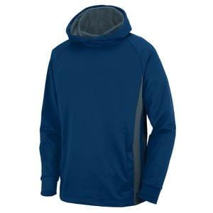 Augusta Sportswear 5519 - Youth Striped Up Hoodie