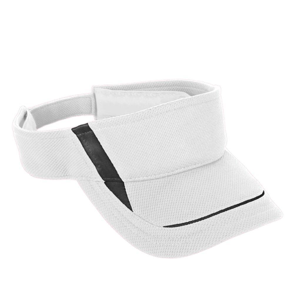 Augusta Sportswear 6276 - Youth Adjustable Wicking Mesh Edge Visor