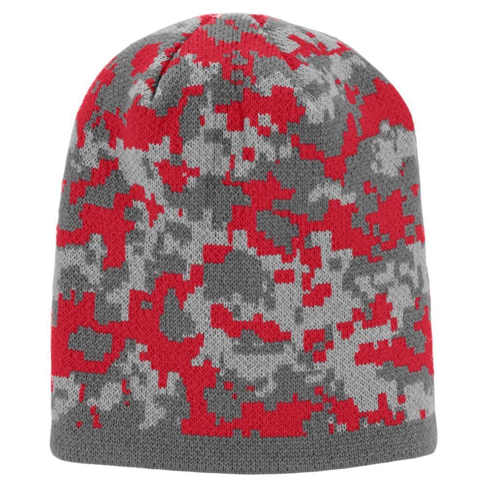 Augusta Sportswear 6830 - Digi Camo Knit Beanie