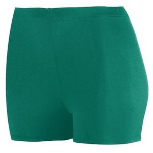 "Augusta Sportswear 1210 - Ladies Poly/Spandex 2.5"" Shorts"