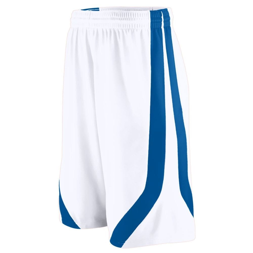 Augusta Sportswear 1046 - Youth Triple Double Game Shorts