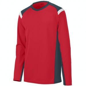 Augusta Sportswear 2506 - Oblique Long Sleeve Jersey