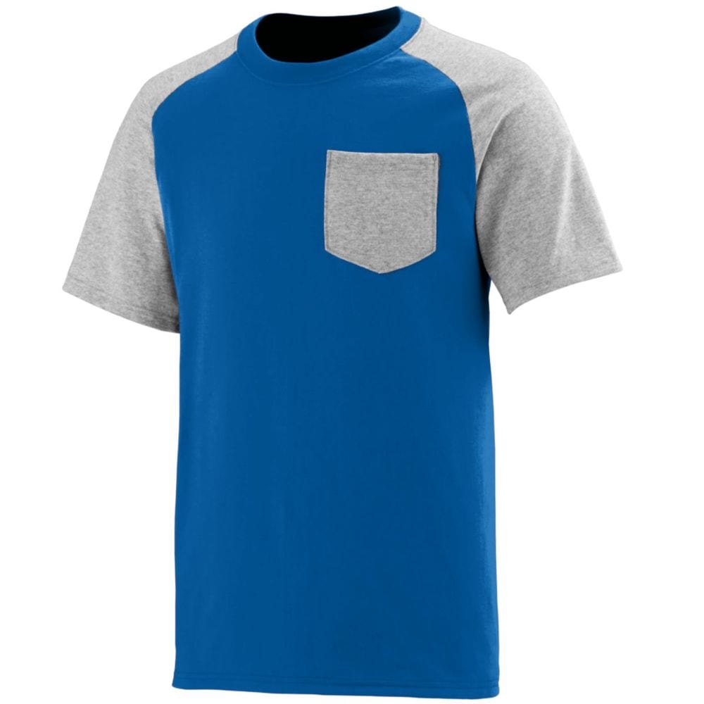 Augusta Sportswear 367 - Rockin' It Pocket Tee
