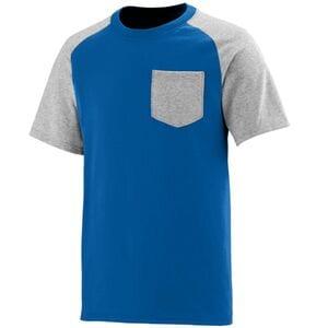 Augusta Sportswear 367 - Rockin It Pocket Tee