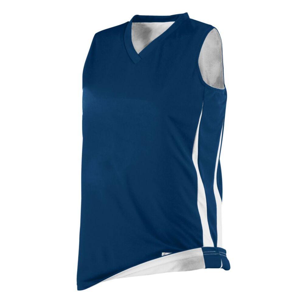 Augusta Sportswear 687 - Ladies Reversible Wicking Game Jersey