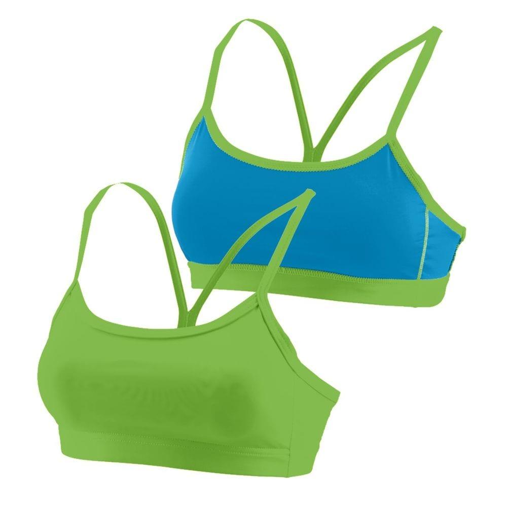 Augusta Sportswear 2416 - Girls Encore Reversible Sports Bra