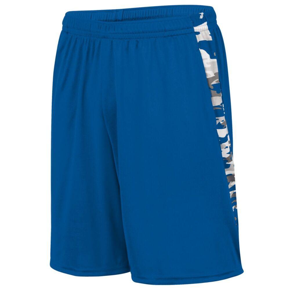 Augusta Sportswear 1433 - Youth Mod Camo Training Shorts