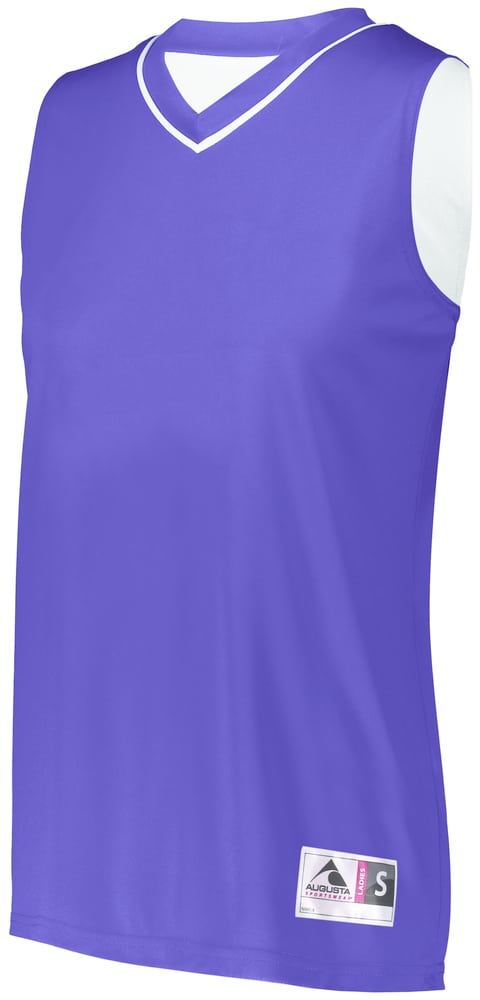 Augusta Sportswear 154 - Ladies Reversible Two Color Jersey