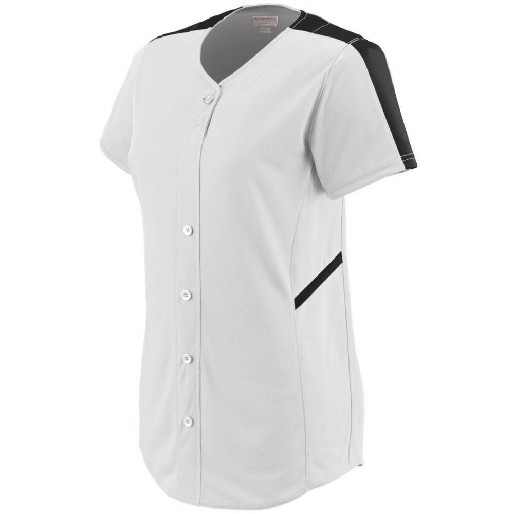 Augusta Sportswear 1654 - Ladies Closer Jersey