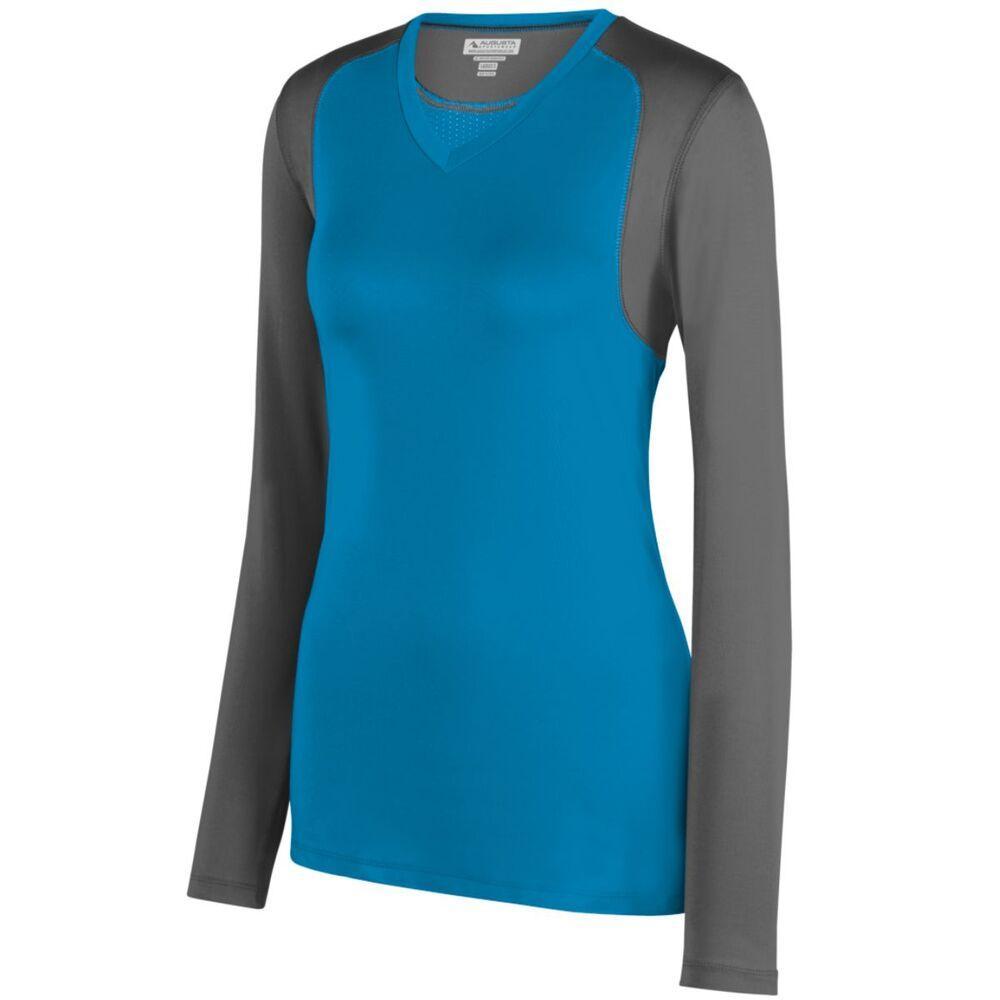 Augusta Sportswear 2522 - Ladies Astonish Long Sleeve Jersey