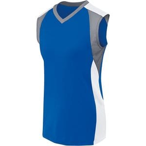 HighFive 342152 - Ladies Sleeveless Piranha Jersey