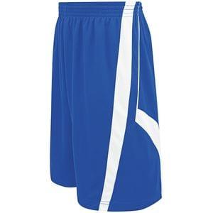 HighFive 335801 - Youth Fusion Reversible Shorts