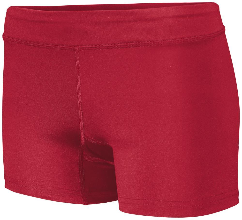 HighFive 345593 - Girls Tru Hit Volleyball Shorts