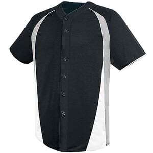 HighFive 312221 - Youth Ace Full Button Jersey