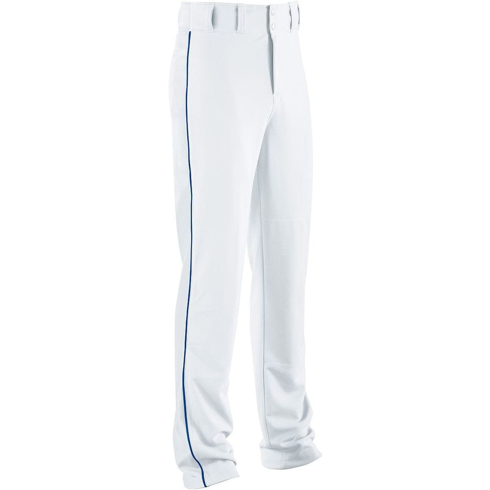 HighFive 315051 - Youth Piped Classic Double Knit Baseball Pant