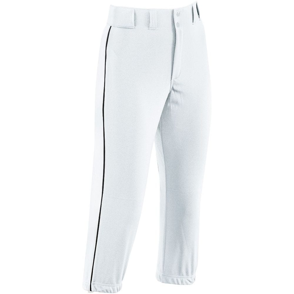 HighFive 315103 - Girls Piped Prostyle Low Rise Softball Pant