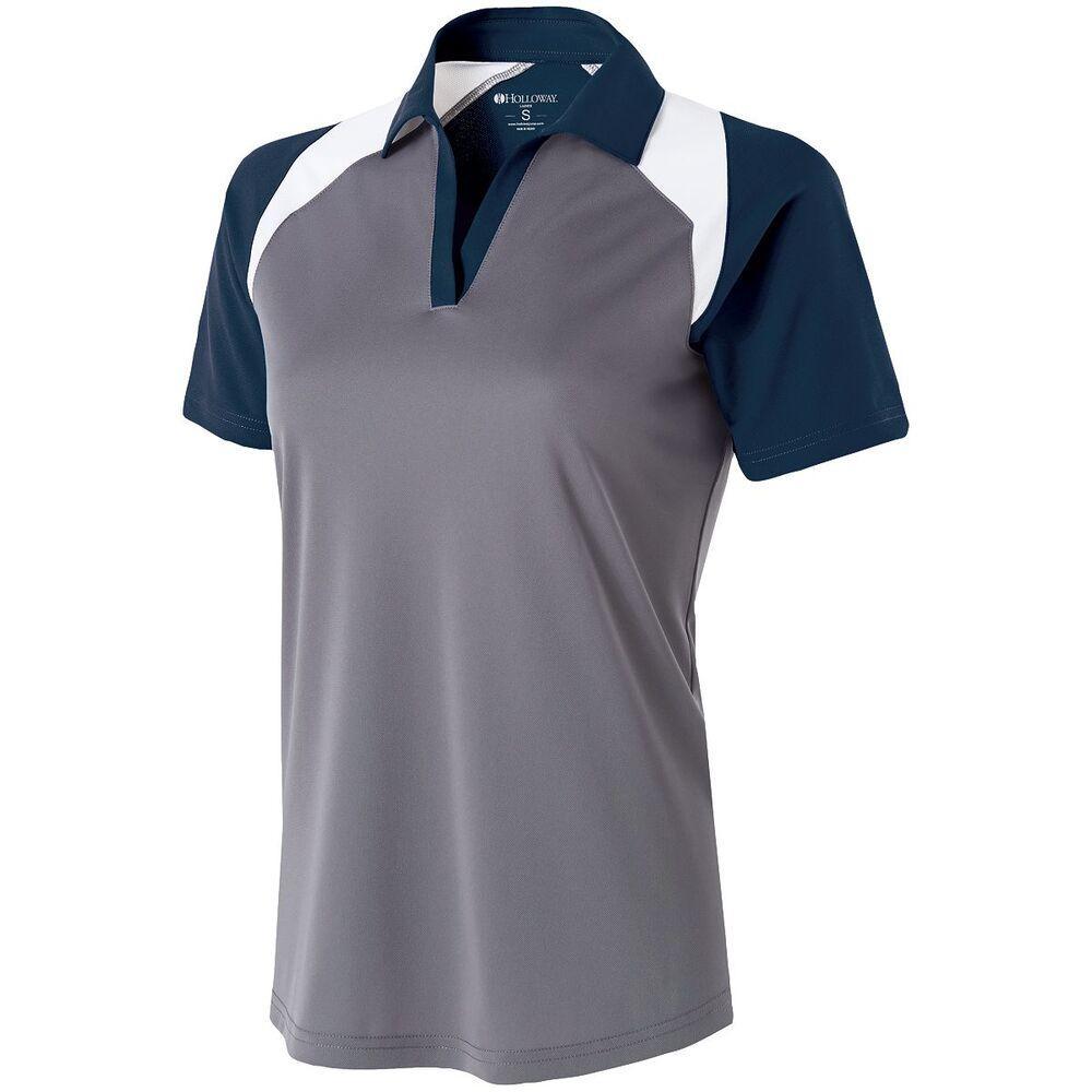 Holloway 222392 - Ladies Shield Polo
